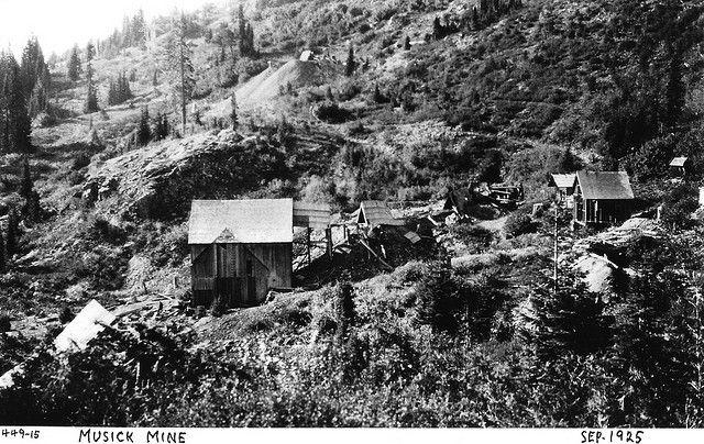 Musick Mine 1 Explore Oregon Cottage Grove Oregon Favorite Places