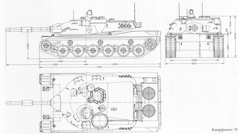 Kampfpanzer 70 Kampfpanzer Leopard 2 Smcars