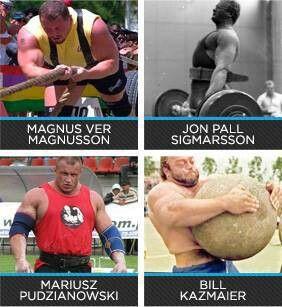 Legends Strongman Training Strongman Police Workout