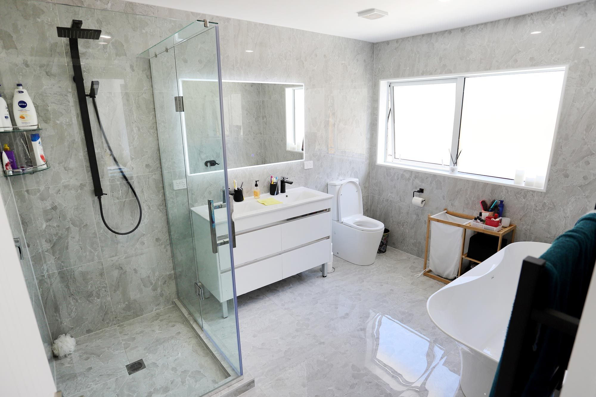 Thinking Of Renovating Your Bathroom The Team At Superior Renovations Has Put Together A Cost Calcula In 2020 Bathroom Renovation Cost Bathroom Renovation Renovations