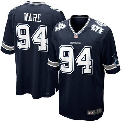 Nike DeMarcus Ware Dallas Cowboys Game Jersey - Navy Blue  e215aea67