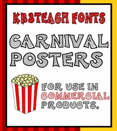 Download FONTS: KB3 Western Fonts 3-Font Set (Personal & Commercial ...