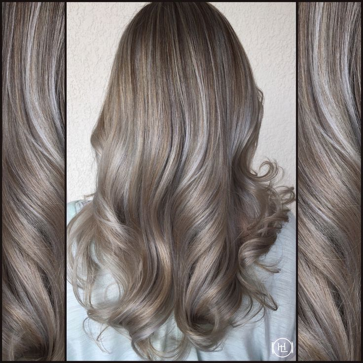 Image Result For Heather Ash Grey Hair Colour With Images