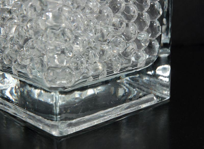 Eastland Clear Water Pearls Vase Fillers Pack Of 12 Neonglow