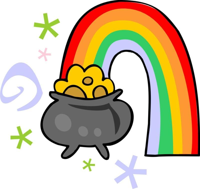 St Patricks Day Clip Art For Blogs Websites Crafts Arts Whatever Saint Patricks Day Art St Patricks Day Clipart Rainbow Clipart