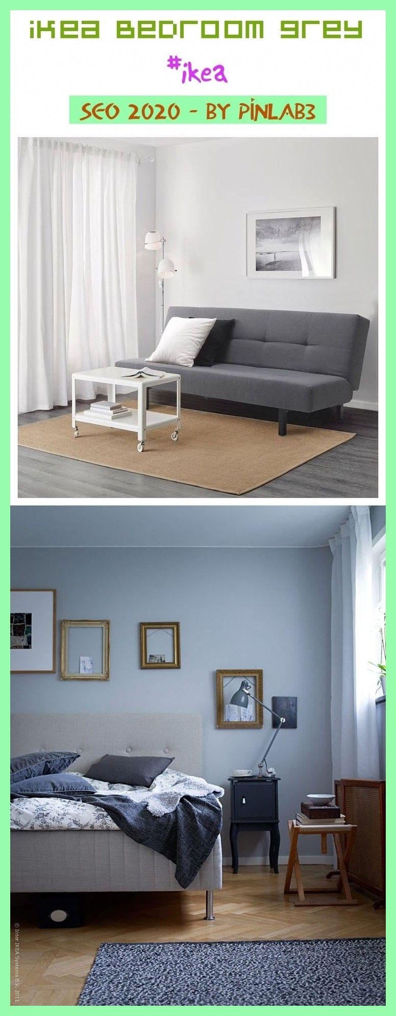 Photo of Ikea soverom grå #bedroom # soverom #chambre Ikea soverom grå – ikea …