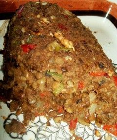 Luscious Lentil Loaf and more recipes made using a wide variety of lentils.