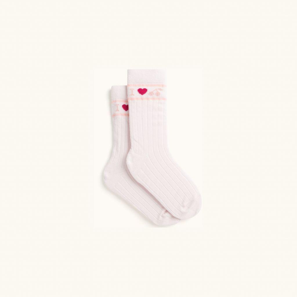 Tennis Socks Pink In 2020 Tennis Socks Socks Sporty Look