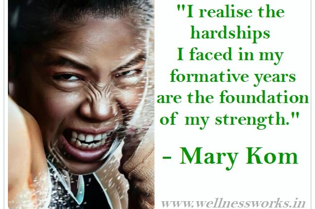 Mary Kom Quotes Famous Inspirational Sports Quotes