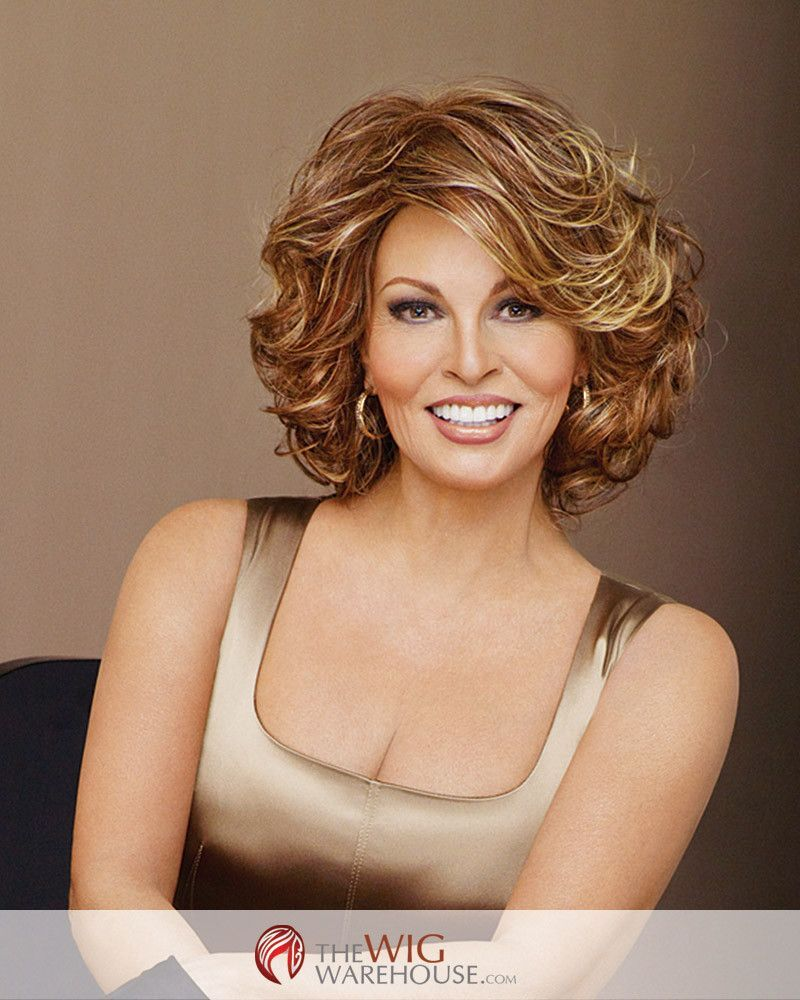 the versatile medium-length layers of the embrace wig by