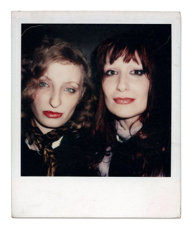 David Armstrong's Polaroids