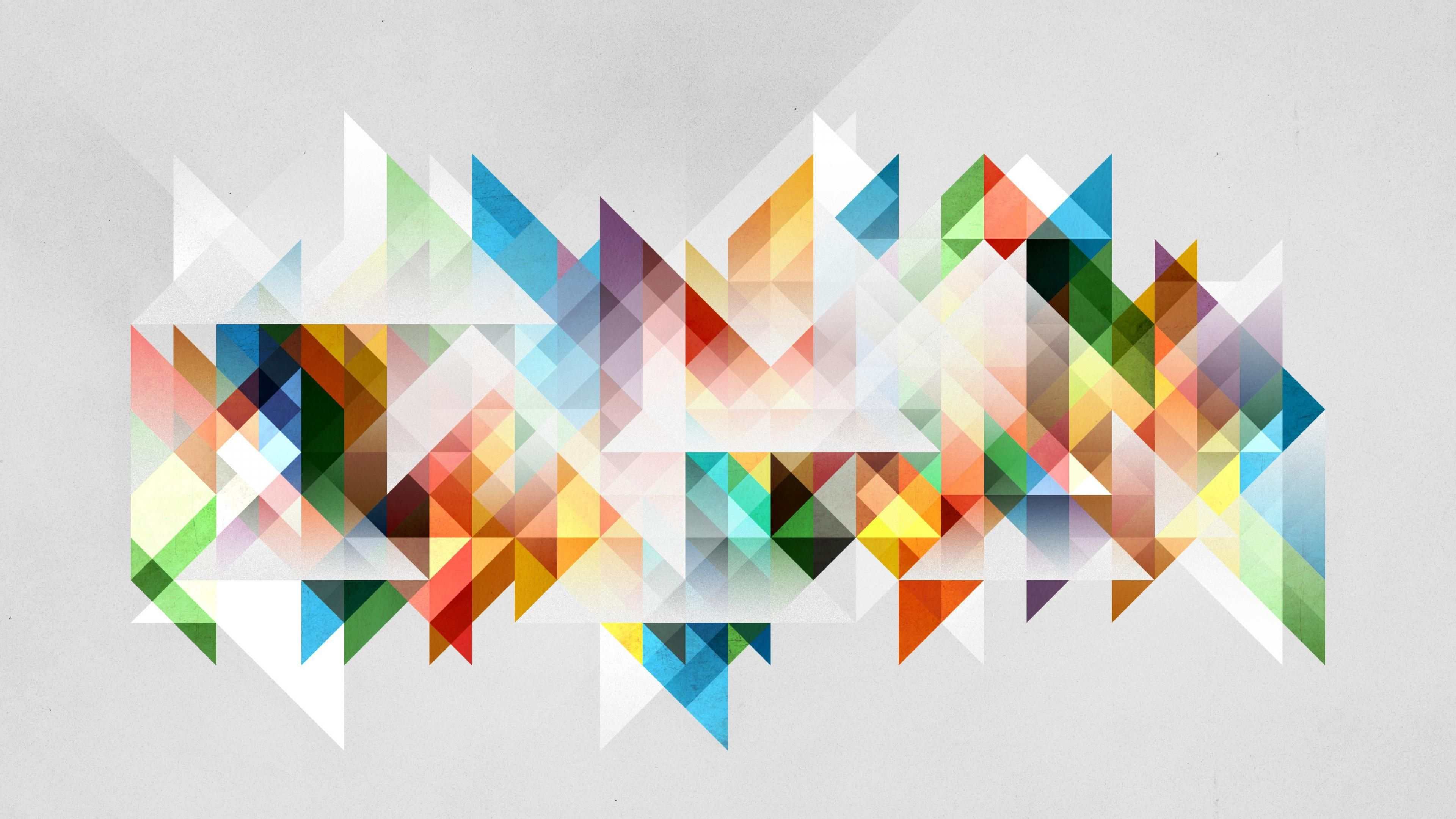 geometry colored shapes | abstract desktop wallpapers | pinterest