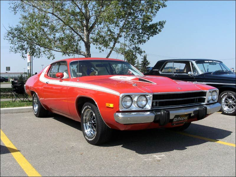 1974 Plymouth Road Runner Mopar Muscle Cars Mopar Muscle Cars