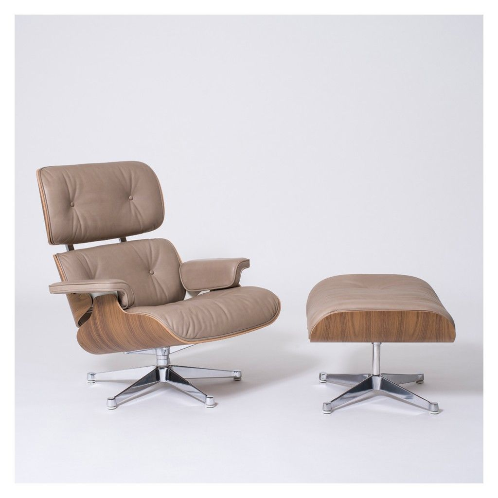 Introducing the new and exclusive limited edition Eames Lounge Chair ...