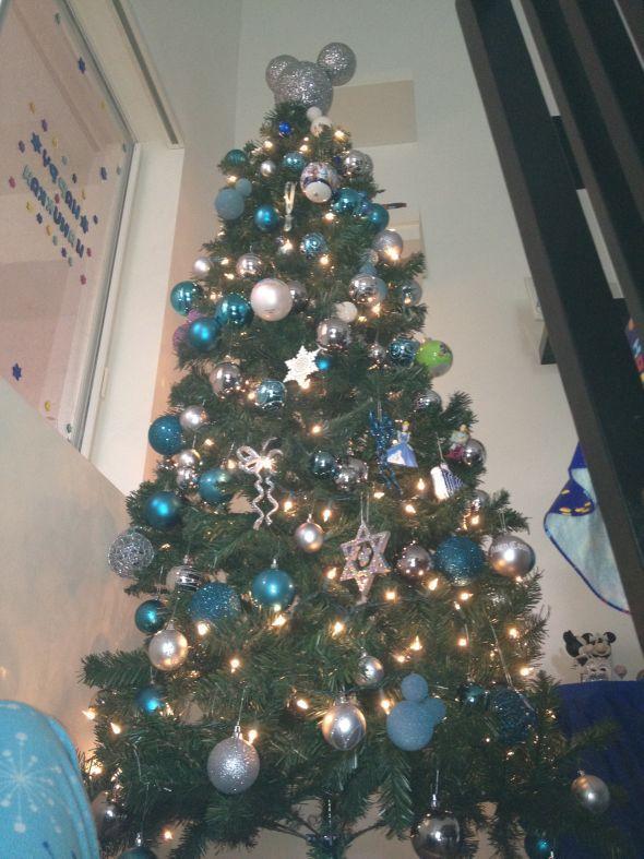 Hanukkah Tree #decorations | The Festival of Lights | Pinterest ...