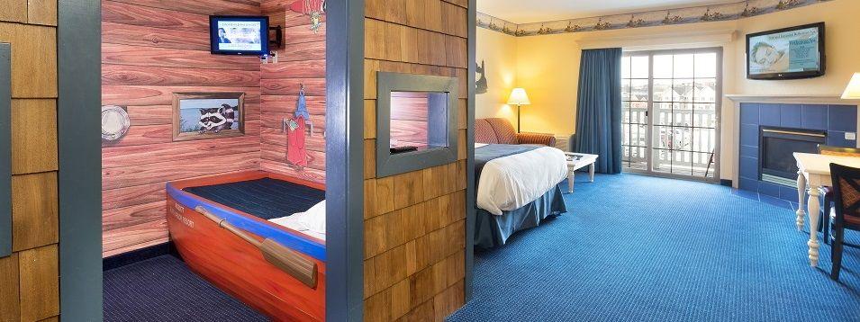 Boathouse Suite Blue Harbor Resort Amp Spa Sheboygan Wi Suites Sheboygan Hotel