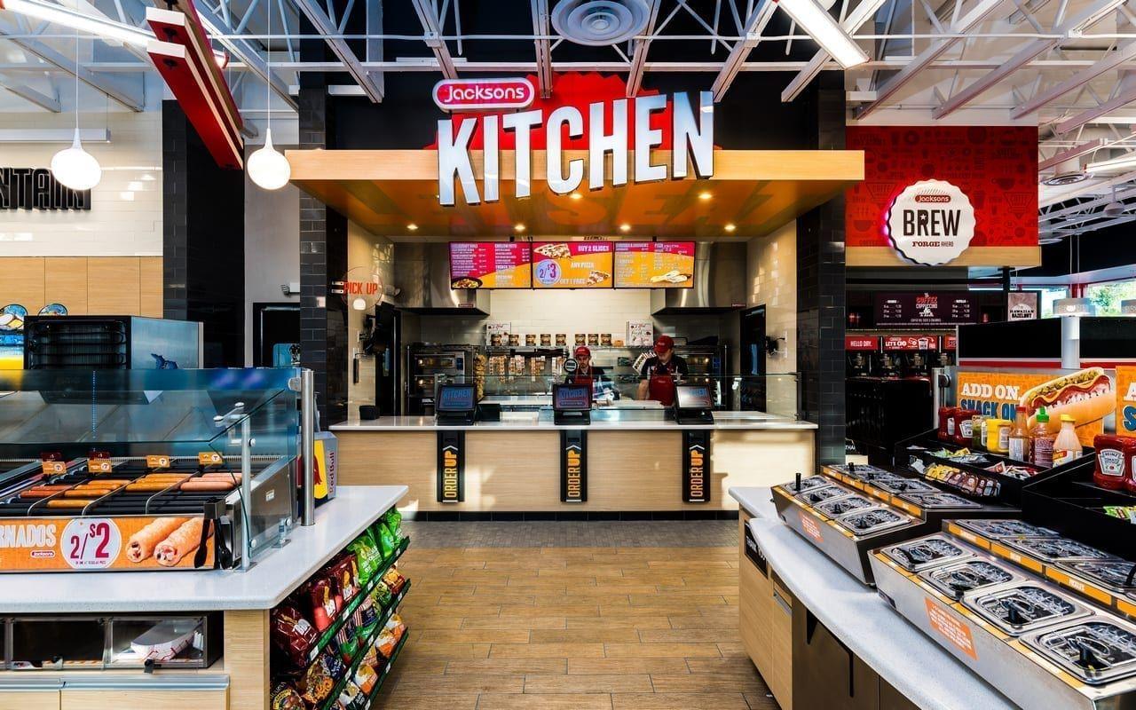 Jackson S Portfolio Retail Solutions Food Store Dining Area