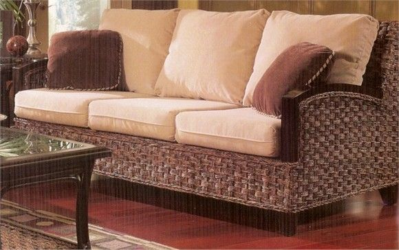 19 Charming Wicker Sleeper Sofa Digital Idea