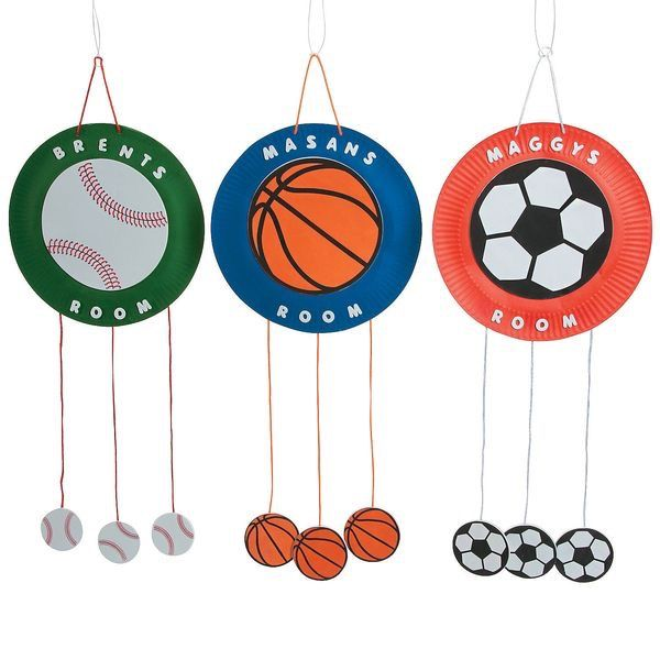 sports craft ideas pin by jodi meade on victory vbs crafts 2988