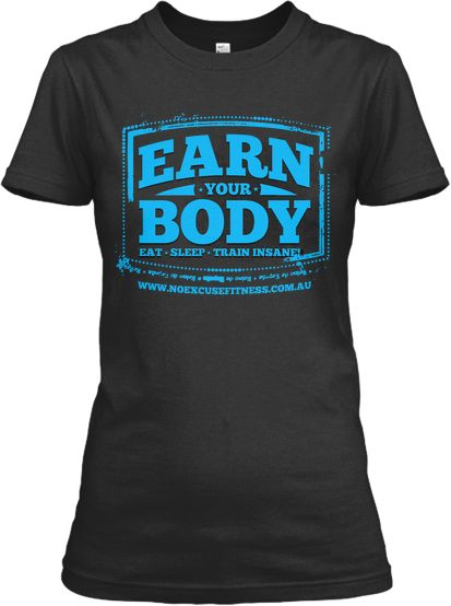 By popular demand No Excuse Fitness has launched it's own range of fitness apparel. Available as both a mens and womens shirt, unisex tank and unisex hoodie for ONLY $16.  IMPORTANT: These shirts are only available till Thursday November 7th at 7PM Eastern. Act Fast! CLICK HERE to grab yours >> http://teespring.com/noexcusefitness