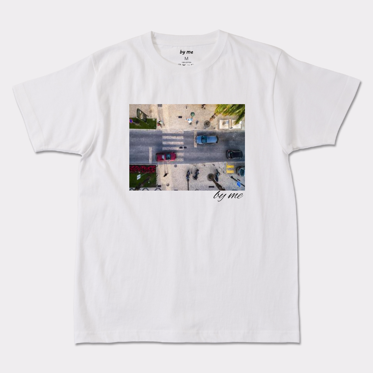 by meのメンズ Tシャツ RDBM