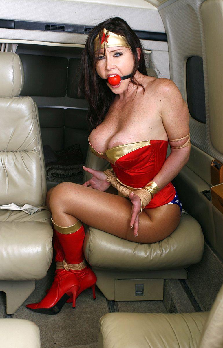 Wonder woman tied up sex