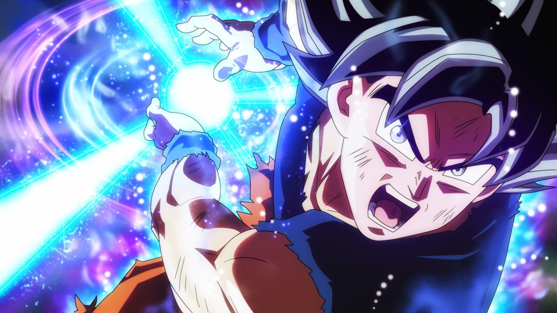 1920x1080 Ultra Instinct Goku Vs Kefla Universal Kamehameha Full