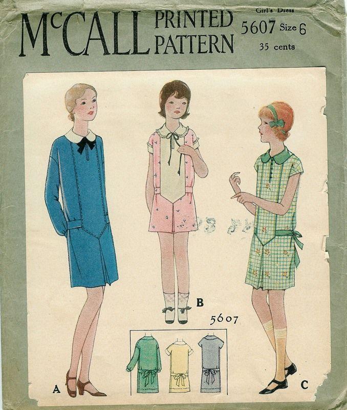 1928_McCall_5607_Size_6.jpg (678×800) | 1920s | Pinterest
