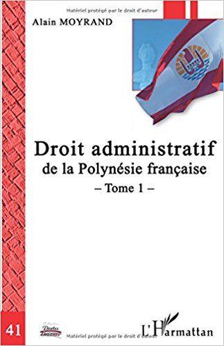 Droit administratif de la Polynésie française