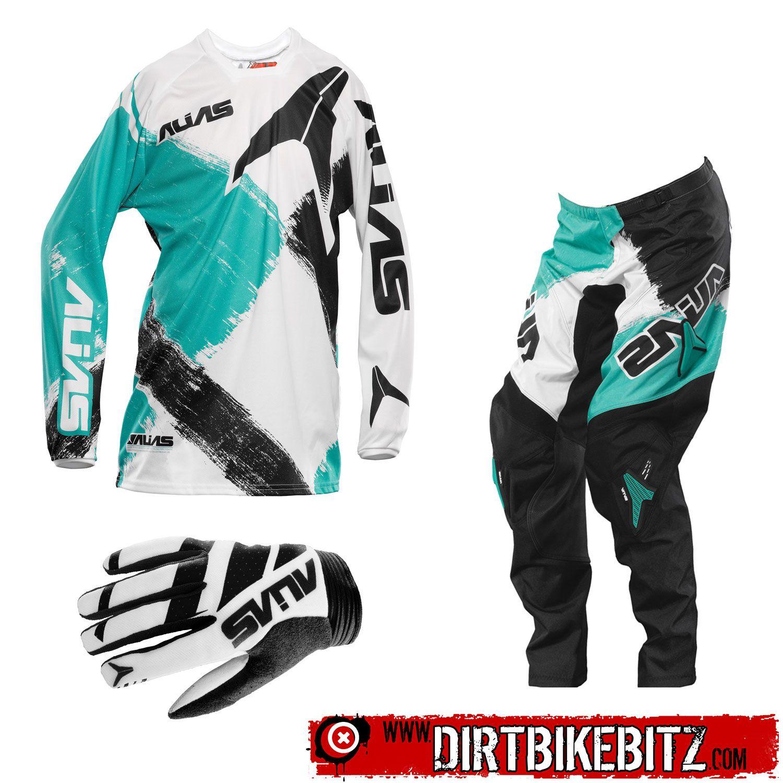 2014 Alias A2 Brushed Motocross Kit Combo Hobbies Pinterest