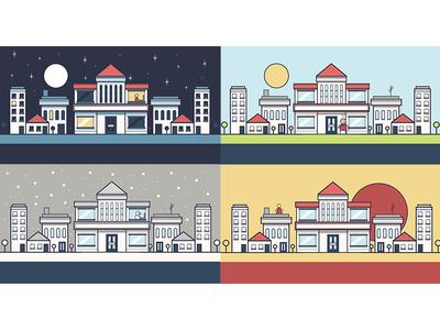City variations
