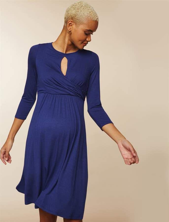 c24a86235df Motherhood Maternity Mimi A-line Maternity Dress