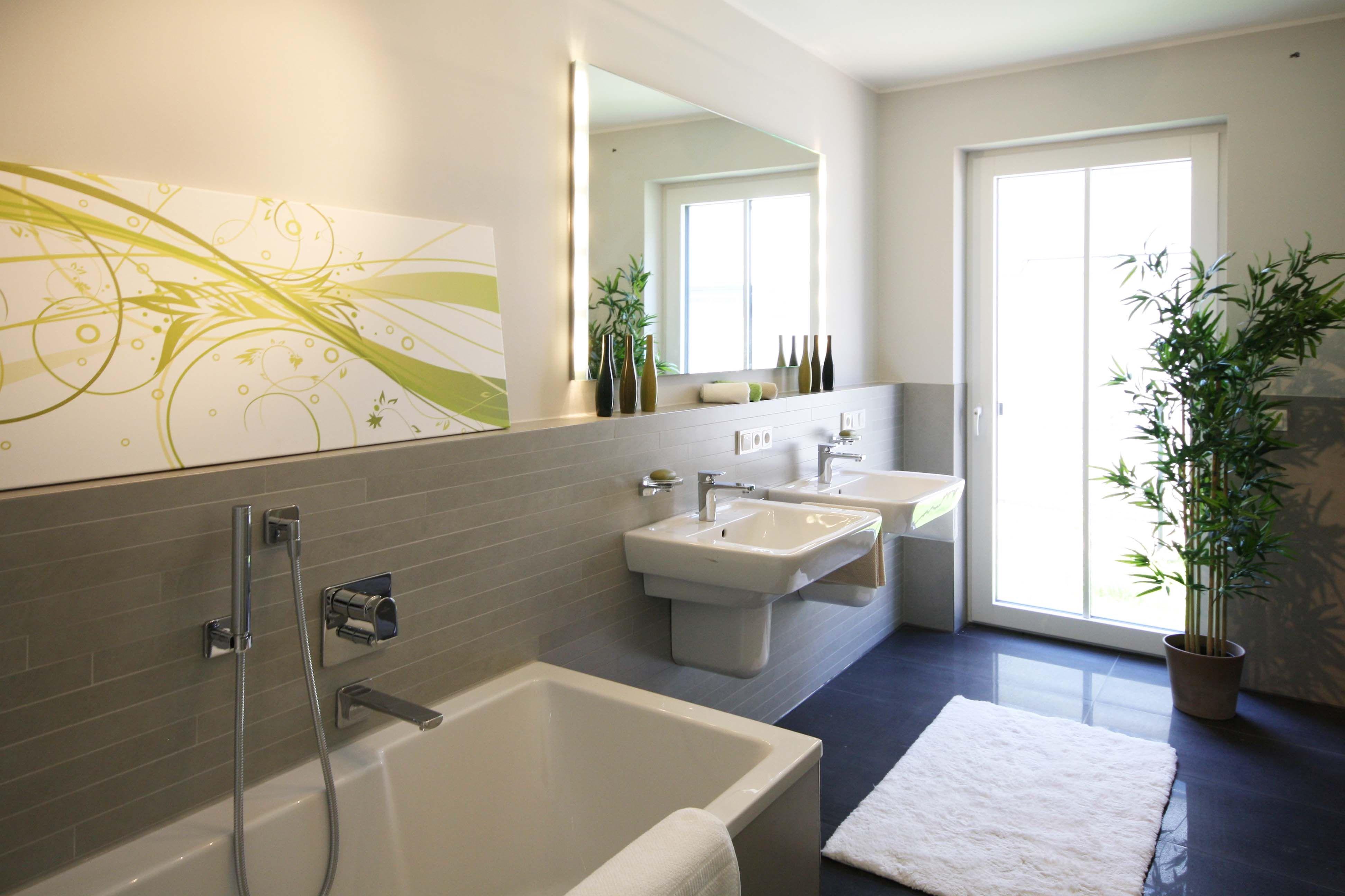 Bad in ETW | Bäder / Bathrooms | Pinterest | Bäder