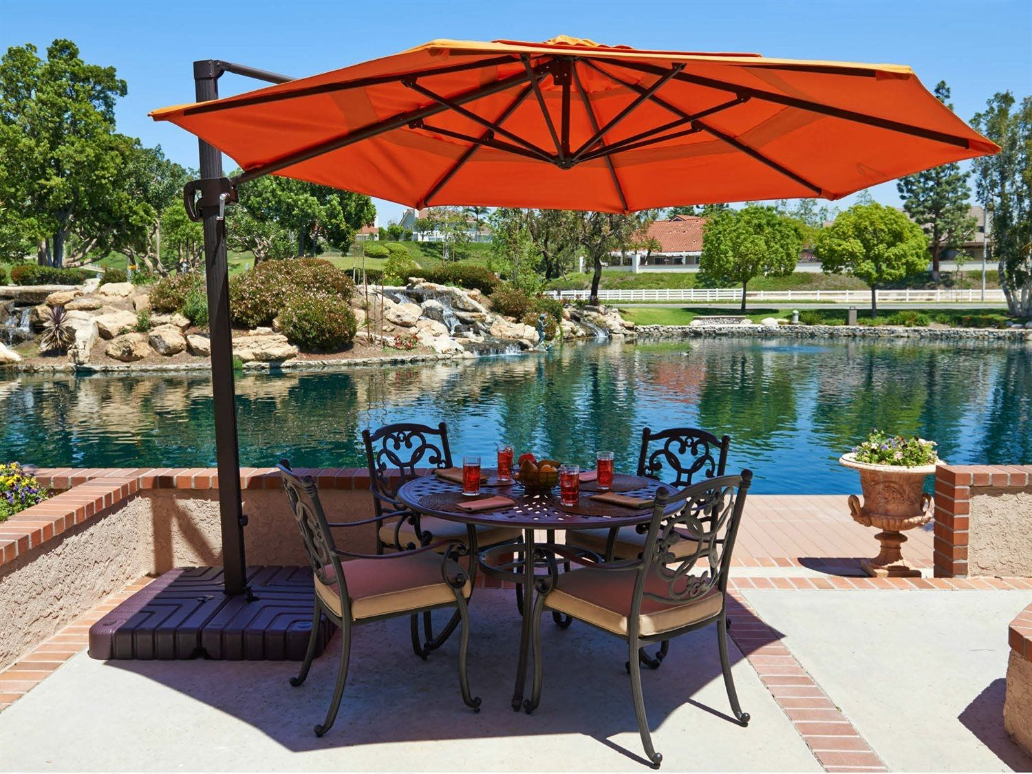 12 Foot Patio Umbrella
