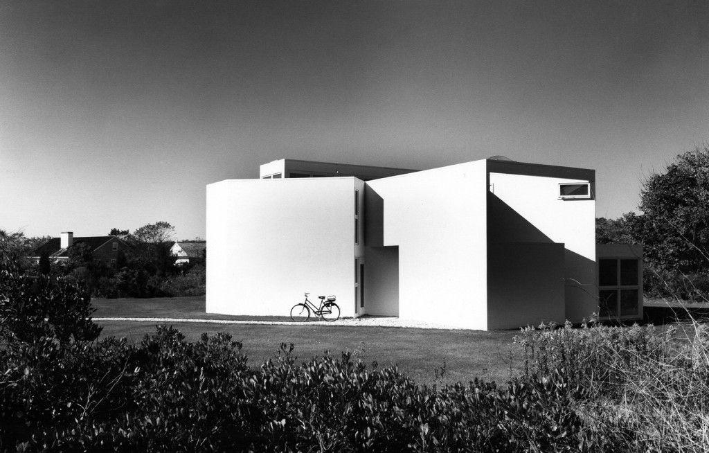 Hoffman House Richard Meier Architecture Open Architecture