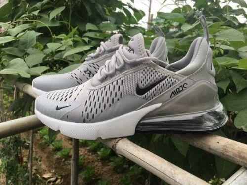 5d1cd4aa0e78cf Where To Buy Nike Air Max 270 Light Grey White Black Nike Air Max 270 For  Sale