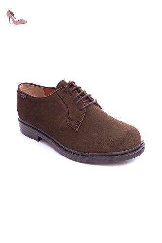 c1da27dbf3d79 Panama Jack , Chaussures de ville à lacets pour homme - - marron, 44 ...