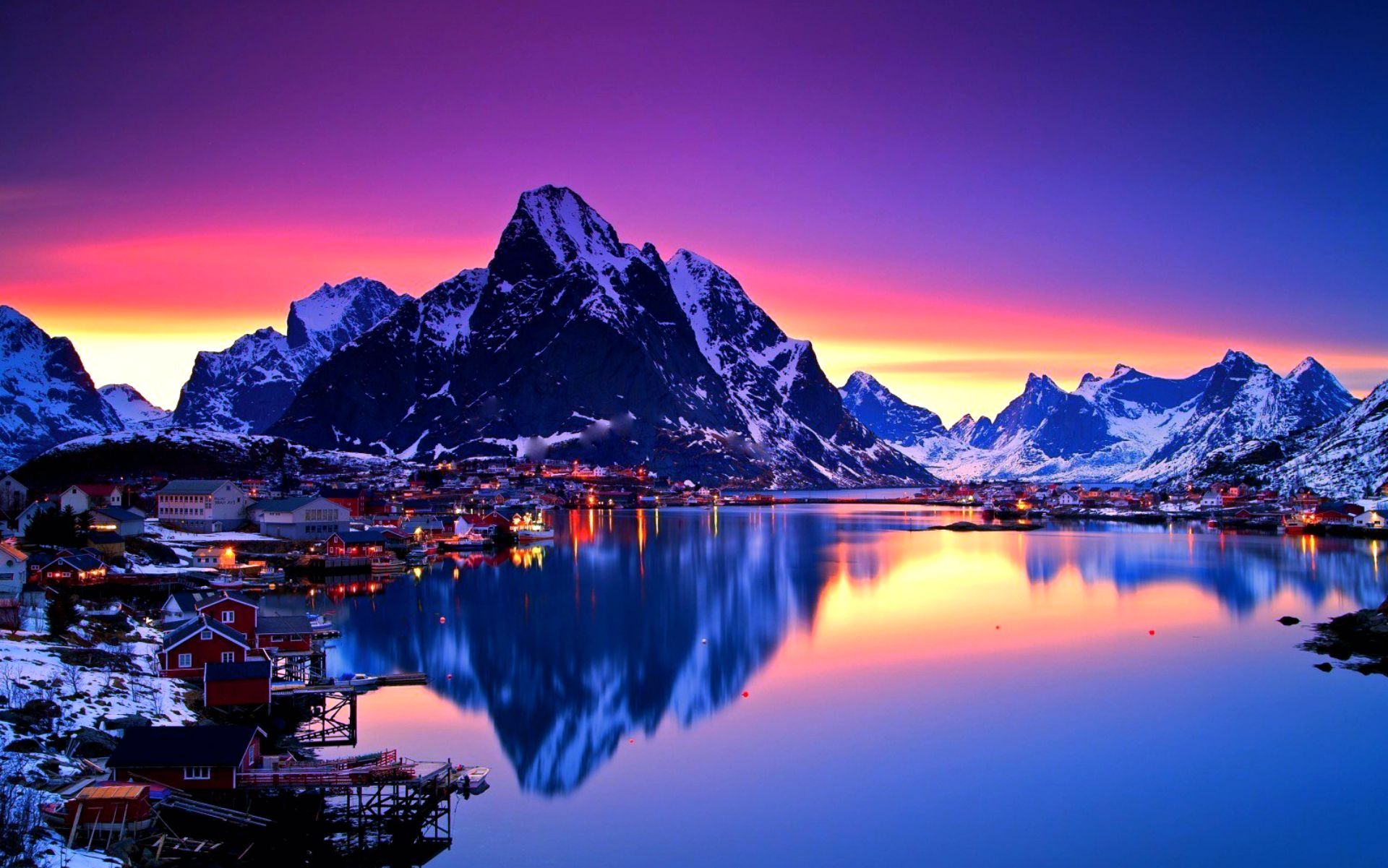 Fantastic 4k Wallpapers for Android - HD Wallpaper 4 US | HD Wallpaper 4 US | Lofoten, Norway ...