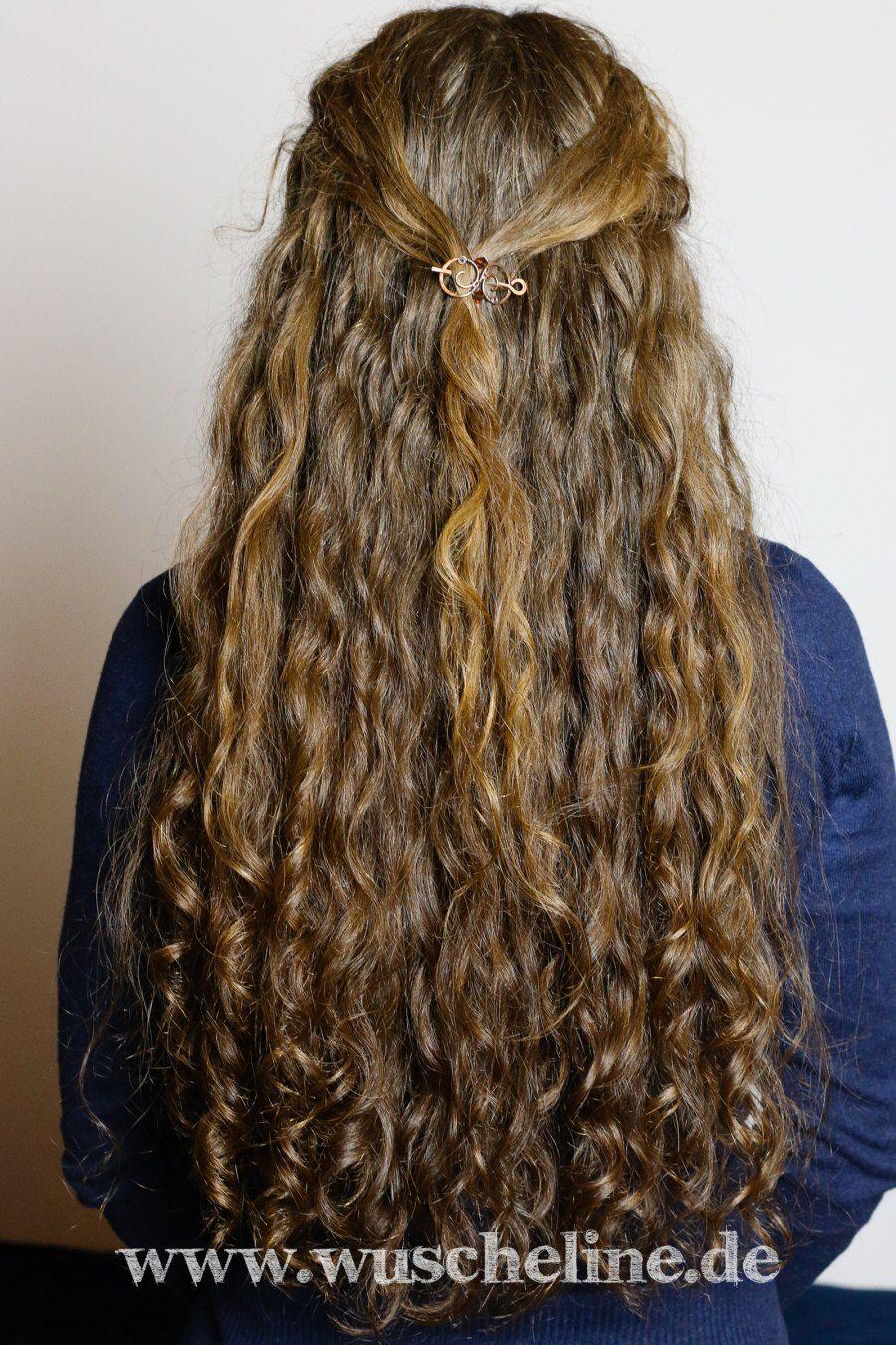 10 eigene haare von wuscheline my hair locken. Black Bedroom Furniture Sets. Home Design Ideas