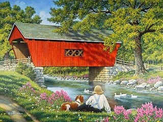 Photo of Heroes, Heroines, and History: Covered Bridges ~ Spans to the Past