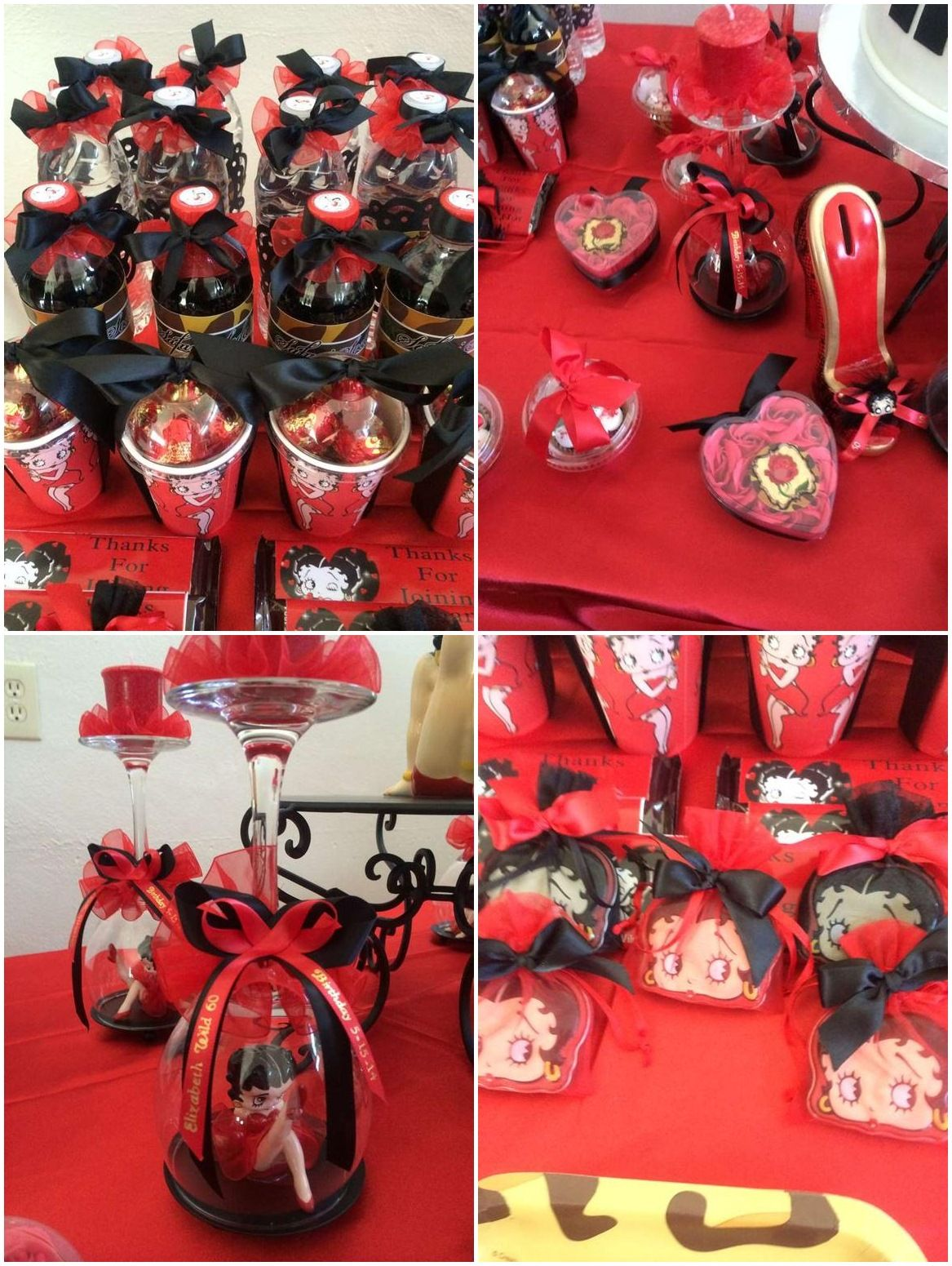 Betty Boop Party Decorations