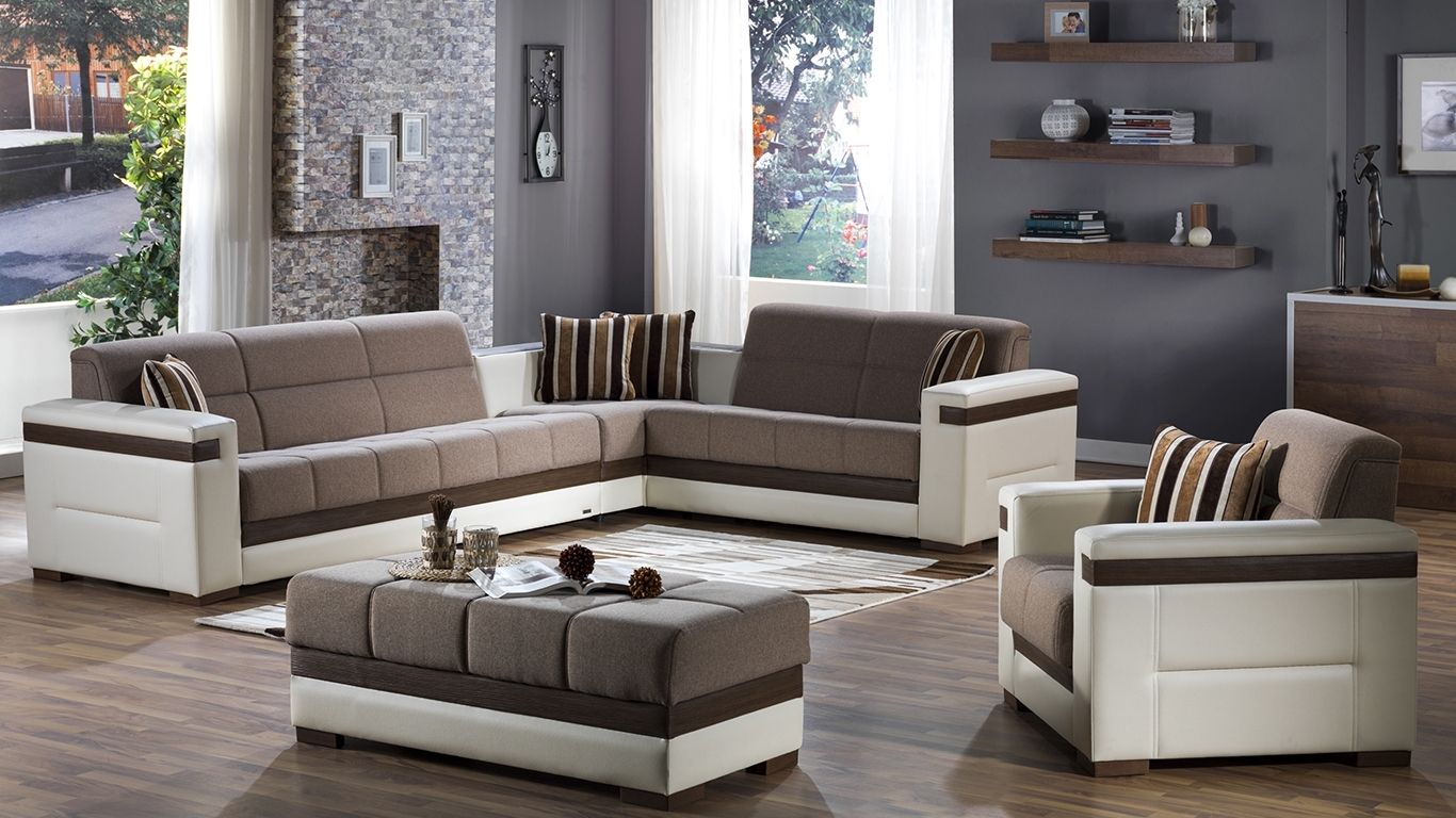 Charming Buy This Majestic Platin Mustard Convertible Sectional Set From Istikbal  Furniture To Embellish Your Living Room