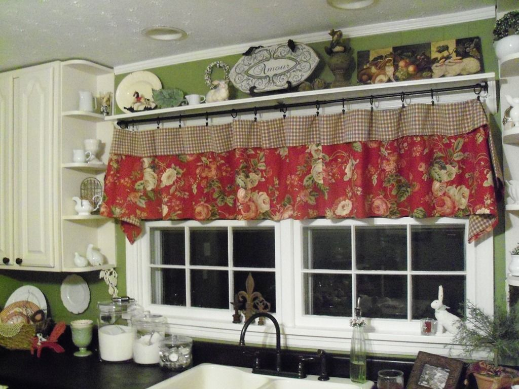 Window shelf decor  window treatments by tattered hydrangeas love the colors shelf