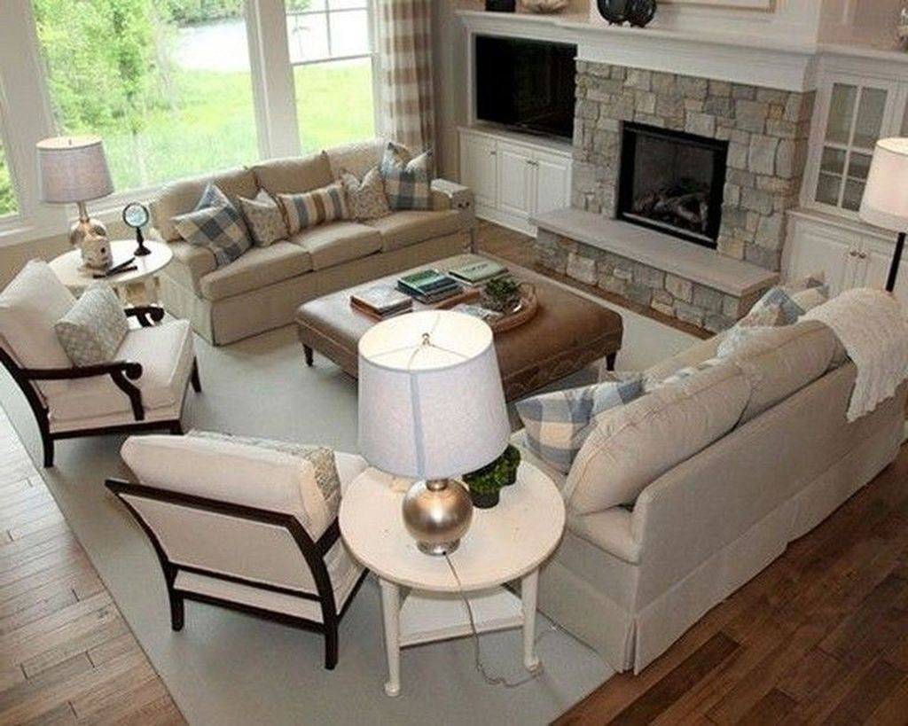30 Relaxing Large Living Room Decorating Ideas Cood