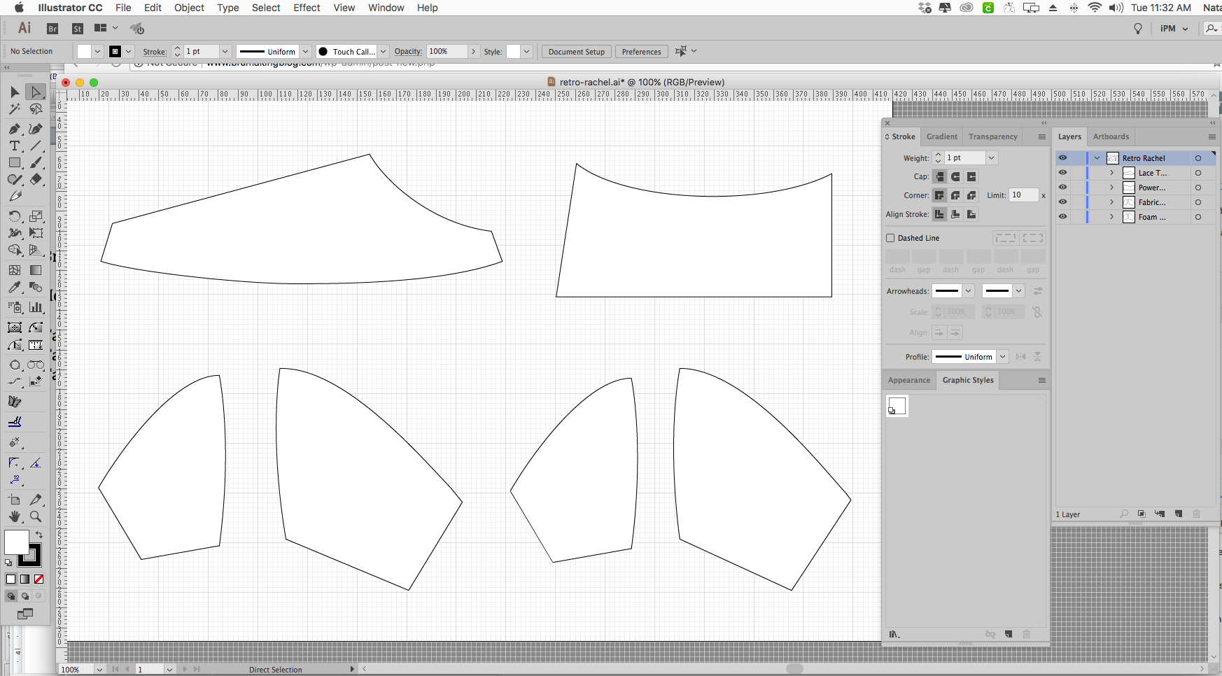 Pattern Making In Adobe Illustrator Pattern Making Adobe