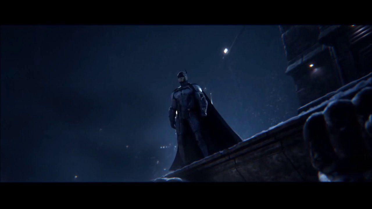 Batman for The Superhero - Promotional Vine