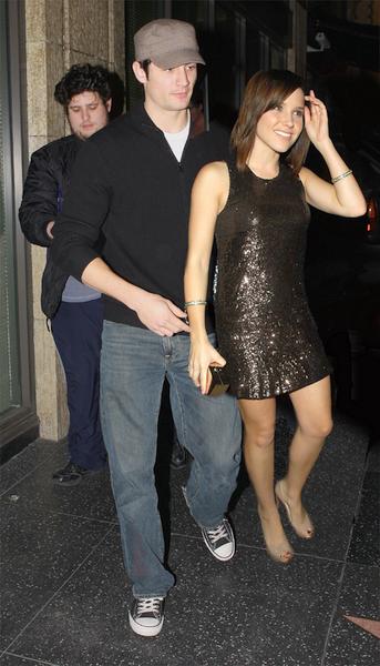 Sophia bush and james lafferty dating 2012