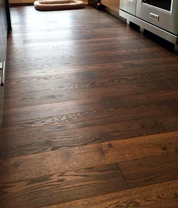 Install Prefinished Hardwood Flooring To Add Aesthetic Details To
