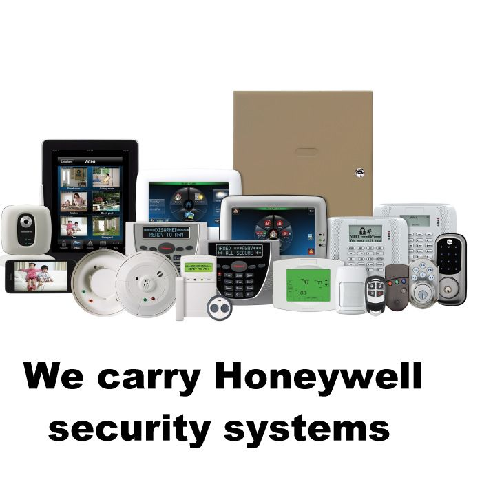 Image result for honeywell security system