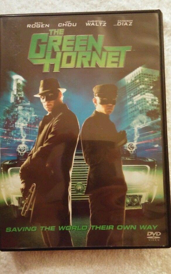 The Green Hornet (DVD, 2011) | DVD movie Entertainment | Green